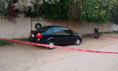 Municipales recuperan vehículo con reporte de robo