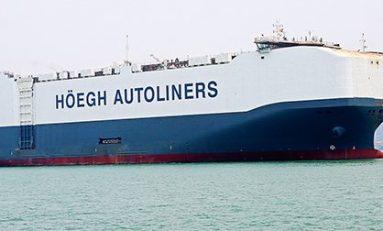El buque más grande del mundo llega a Mazatlán