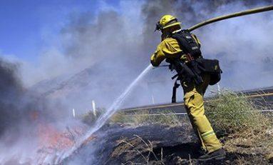 Incendio en California sigue fuera de control