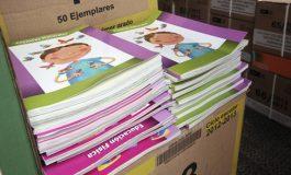 Libros de texto fueron entregados de manera gratuita: SEP