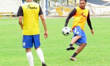 Marco Antonio Angulo se alista con Santos FC