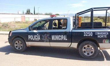 Rafaguean patrulla en Periférico