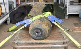 Encuentran bombas de la Segunda Guerra Mundial en Hannover