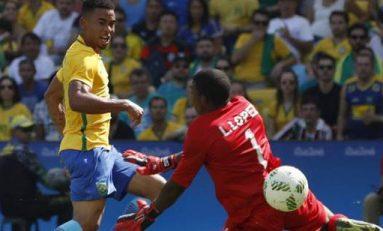 Brasil vapulea a Honduras