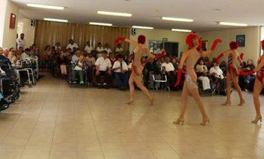 Dif agradece a la FENAPO visita del Circo Atayde Hermanos a casas hogar, Institutos y Asilos.