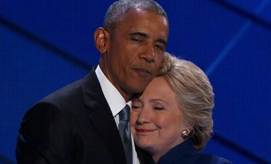 Clinton tiene menor apoyo latino que Obama, concluye encuesta