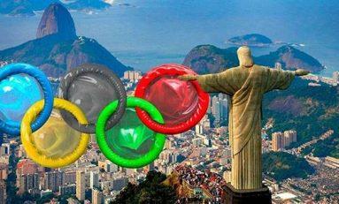 Condones, a punto de tapar el drenaje de la Villa Olímpica