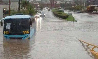 Afectaciones por lluvias, culpa de corrupciones anteriores