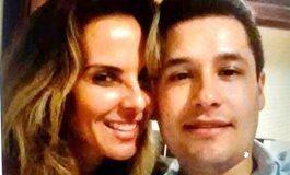 """Difunden foto de Kate del Castillo con hijo plagiado de """"El Chapo"""""""