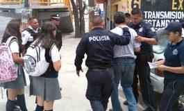 Carterista detenido tras robar a estudiantes