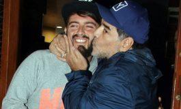 Maradona reconoce a su hijo