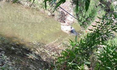 Hallan cuerpo sin vida en un arroyo
