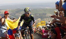 Nairo Quintana se adjudica la décima etapa de la Vuelta a España