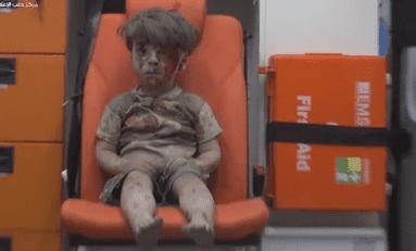 La crueldad de la guerra