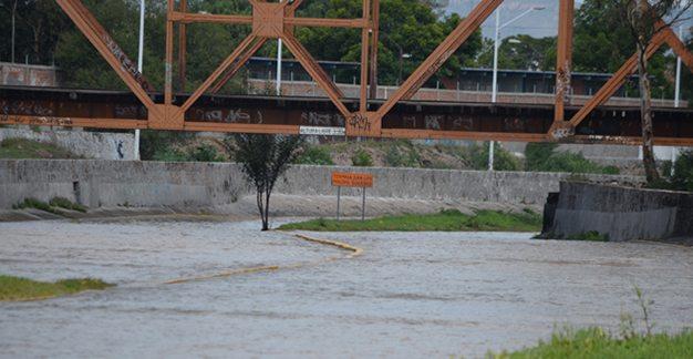 Monitorea Soledad zonas inundables