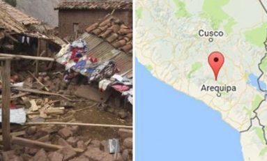 Sismo deja cuatro muertos y 30 heridos en Perú