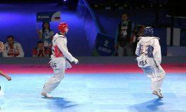 El taekwondo reparte medallas este miércoles