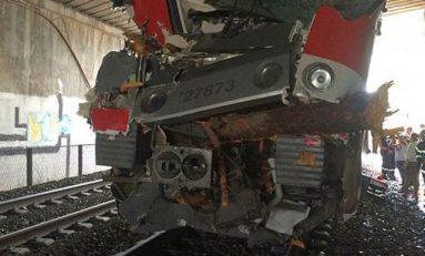 Accidente de tren en Francia deja 60 heridos