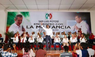 El PRI será exigente con otros partidos