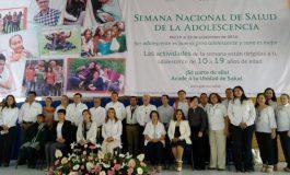 El INPODE tomará parte en la semana de salud en la adolescencia