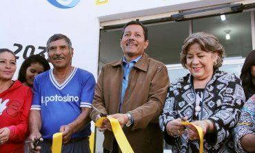 "RGJ inaugura décimo quinta purificadora en ""Real de Peñasco"""