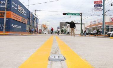 Más de cien pavimentaciones en un año de gobierno: Obras Públicas