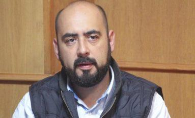 Renuncia de Óscar Manuel Chávez Martínez
