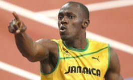 Usain Bolt dice no al futbol americano y sí al Manchester United