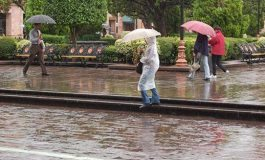 Continuarán lluvias en territorio potosino