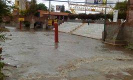 Cierran Río Santiago y Río Españita por lluvias