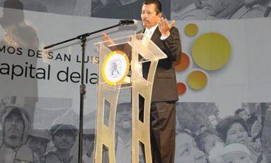 Encausar el destino progresista de San Luis Tarea de Todos: Ricardo Gallardo Juárez