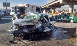 Extranjero provoca fatal accidente en la Matehuala