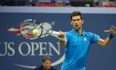 Tenista Novak Djokovic queda fuera del Torneo de China por lesión