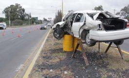Dos muertos y miles de pesos, saldo en daños por accidentes viales en Soledad