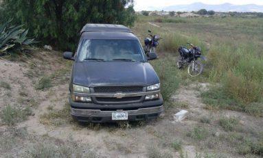 Desvalijan camioneta en Soledad