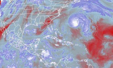 Se esperan tormentas fuertes en SLP para hoy