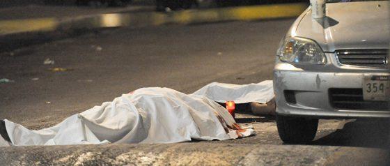 En agosto, la más alta cifra de homicidios dolosos en el actual sexenio