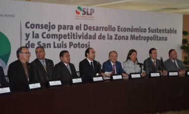 Firma de convenio metropolitano