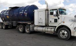 PF recupera tanques combustible que habían sido robados