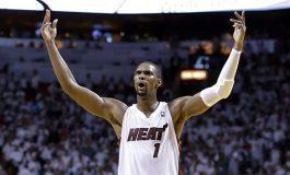 Chris Bosh falla examen para su regreso al Miami Heat