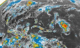 Onda tropical causará lluvias en distintos estados