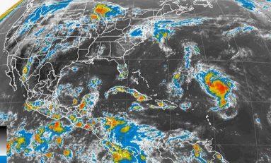 Onda tropical causará lluvias en distintos estados