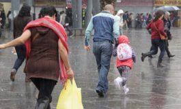 Prevén fuertes lluvias en 15 estados del país