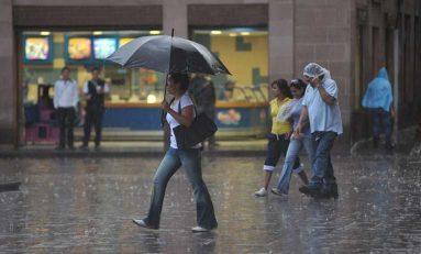 Parámetro de lluvias en SLP va a la alza: especialista