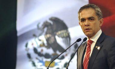 Mancera confirma su interés por ser Presidente de la República