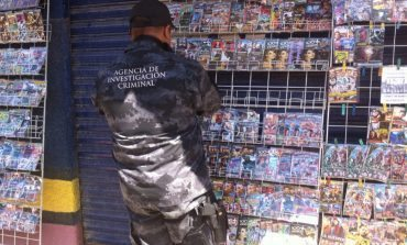 Incrementan, operativos contra la piratería en la Zona Media