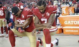 En la NFL, hincados contra el racismo