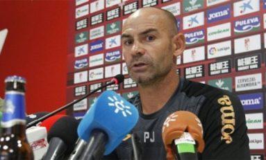 Técnico Jémez asume responsabilidad por mal momento del Granada