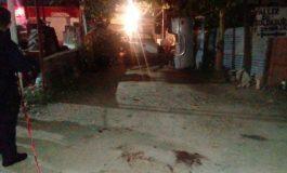 Comando armado causa terror en Tamuín; dejan a dos entre la vida y la muerte