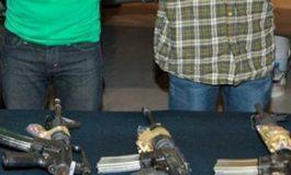 PGR obtiene condenas contra seis zetas aprehendidos en SLP
